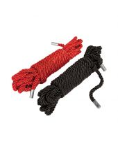 Fifty Shades Of Grey Restrain Me Rope Rood/Zwart
