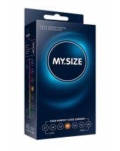 MySize Condooms 10 Stuks Maat 57