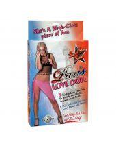 Paris Love Opblaaspop