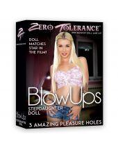 Zero Tolerance Stepdaughter Doll Opblaaspop