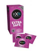 EXS Extra Safe Condooms 12 Stuks