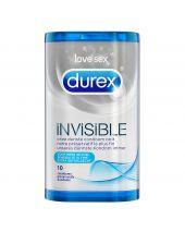 Durex Invisible Condoom 10 Stuks