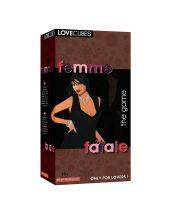 LoveCubes Femme Fatale Erotisch Spel